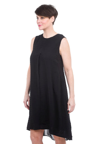 Patrizia Luca Luca Sack Dress, Black