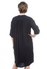Summum Abby Crepe Tunic, Black