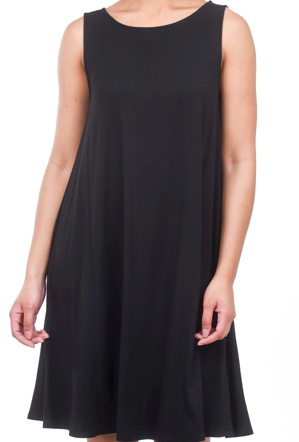 Comfy USA Claudia Dress, Black