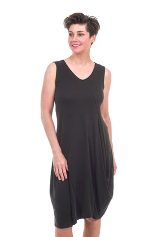Beau Jours Leonie Dress, Black