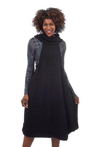 Jason by Comfy USA New York Dress, Black