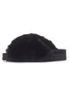 R0AM Shoes Cloud Sandals, Black