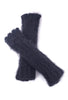Babymoh! Mohair Crazy Cuffs, Black