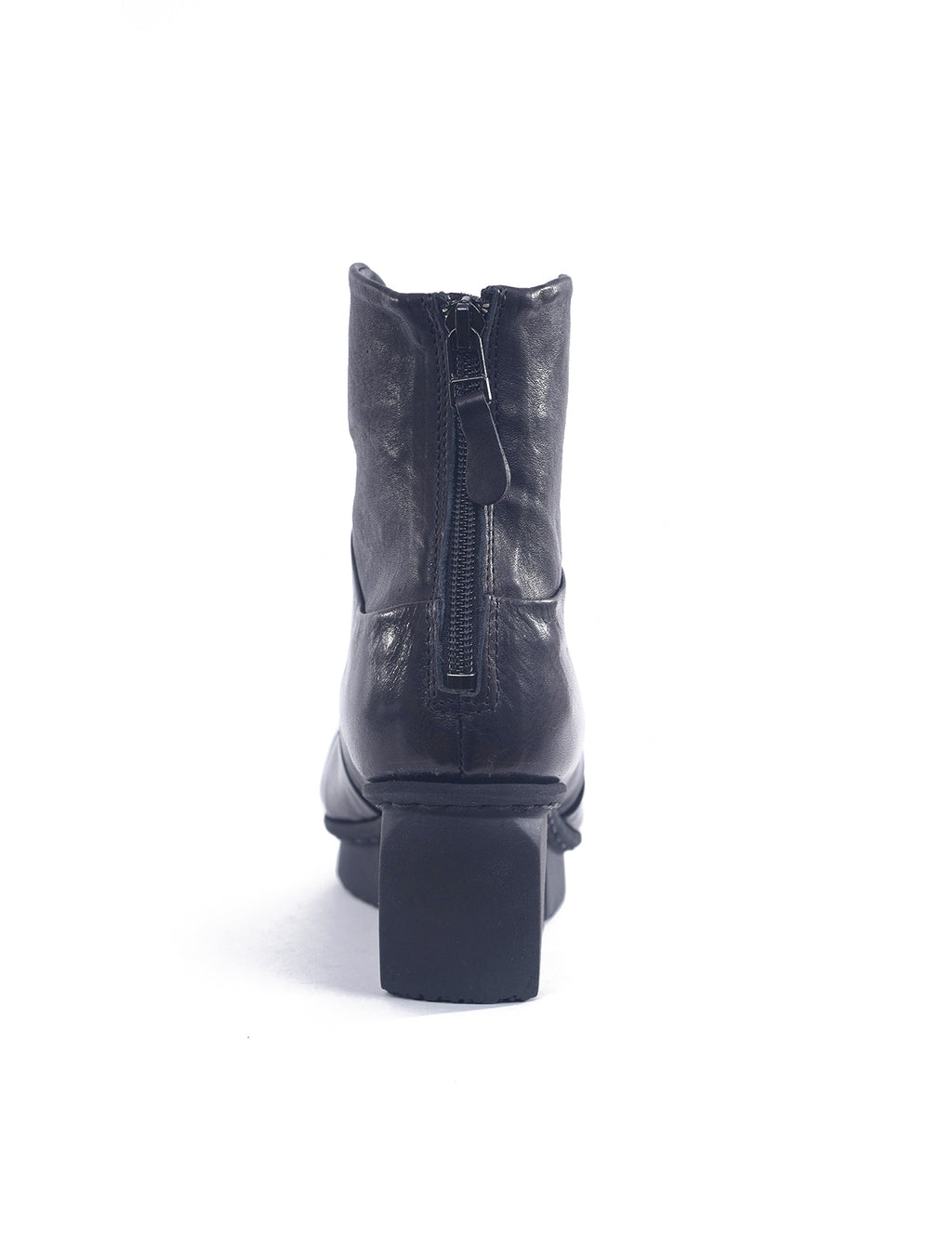 Trippen Shoes Marble Splitt Boot, Black LXP