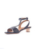 Coclico Shell Heels, Birman Black