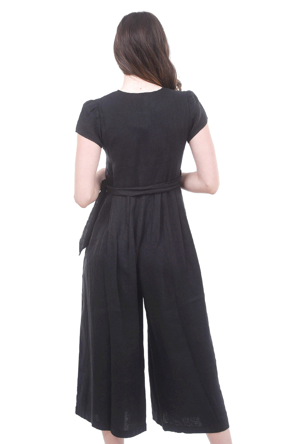 Sugar Mountain Angela Jumpsuit, Black