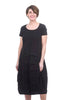 Rundholz Black Label Stretchy Many Pockets Dress, Black