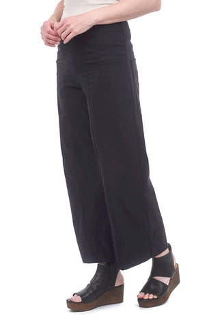 Porto Wager Tech Pants, Black