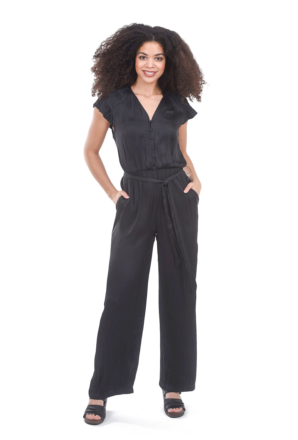 d1838661d8d Current Air Victorian Jumpsuit