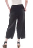 Cut Loose Crosshatch Twist Pant, Black