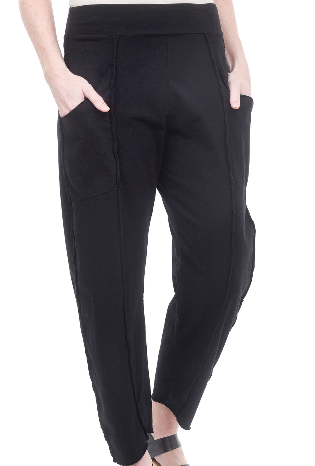 Cynthia Ashby Lily Pants, Black