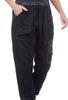 Umit Unal Twill Patchy Pants, Anthracite