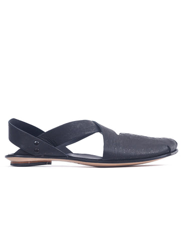 Cydwoq Cabriolet Sandals, Black