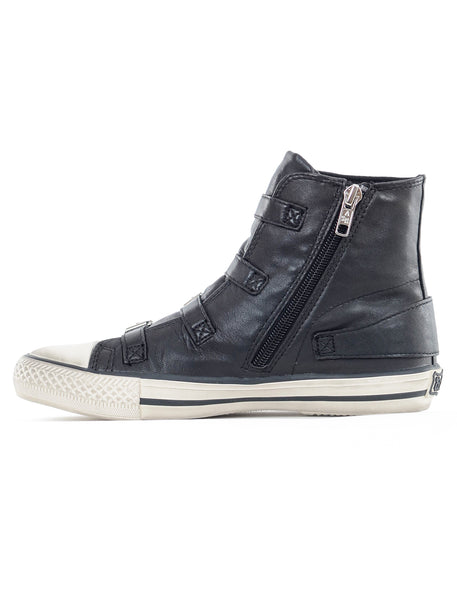 Ash Virgin Sneaker, Black