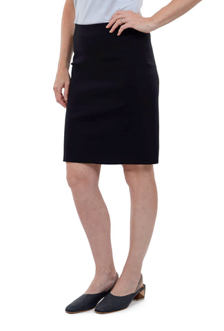 Equestrian Brooke Skirt, Black