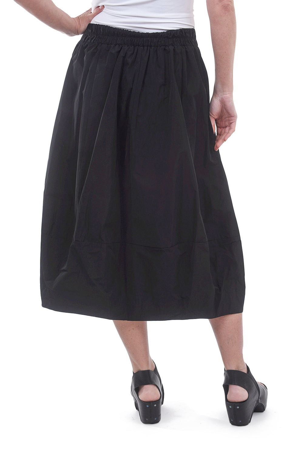 Sun Kim Midtown Skirt, Black