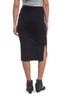 People Tree Keira Pencil Skirt, Black