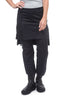 Studio B3 Daloss Pants-Skirt, Black