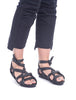 Trippen Shoes Lust Penna Sandal, Black