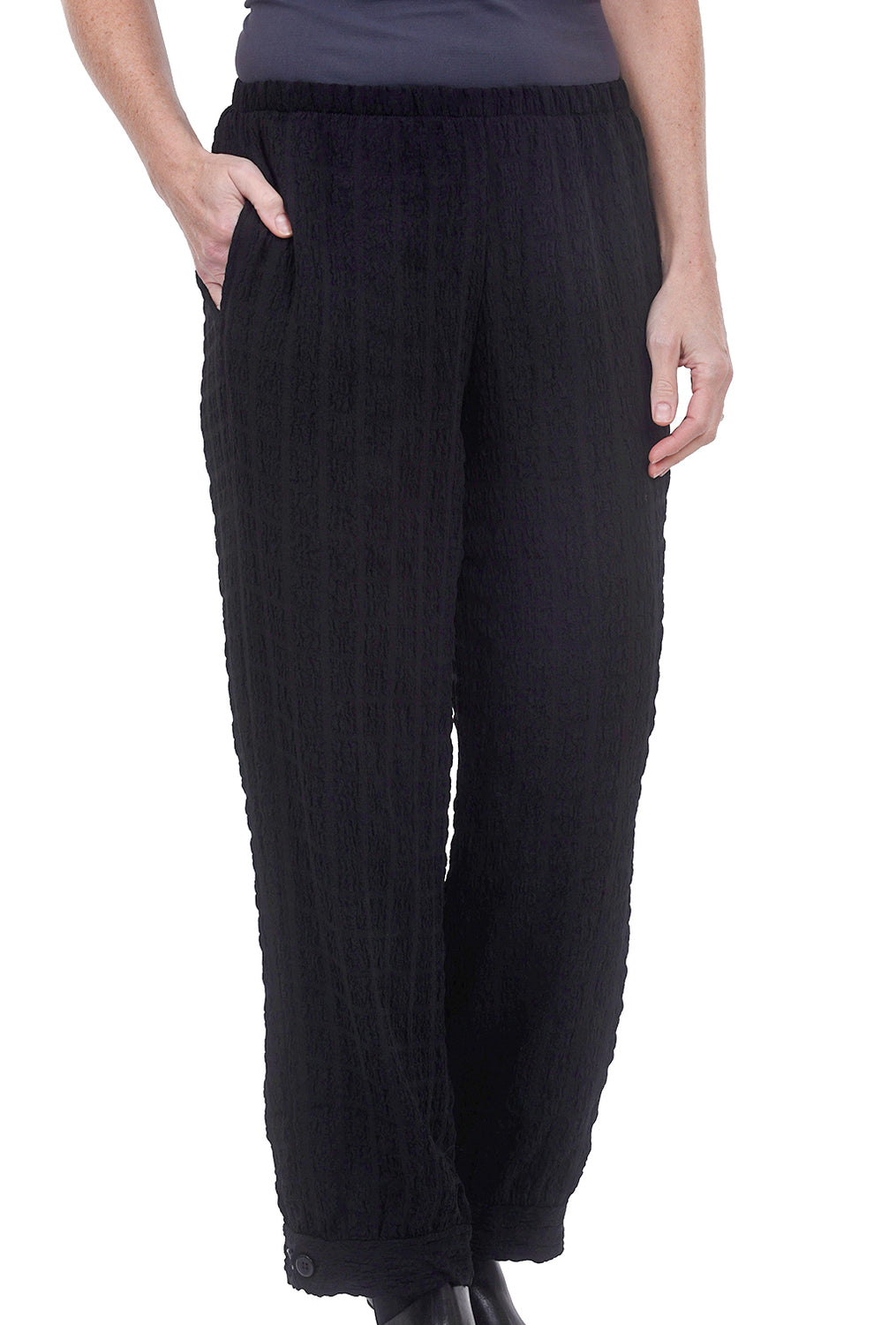 Jason by Comfy USA Terra Pants, Black