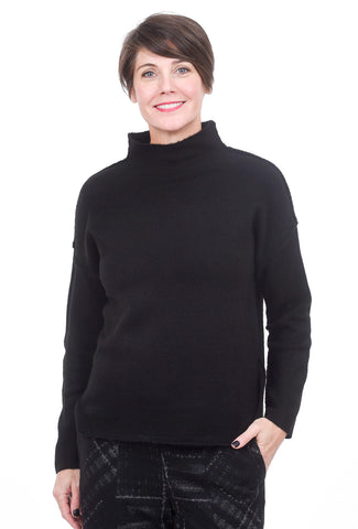 Kerisma Knits Baba Sweater, Black