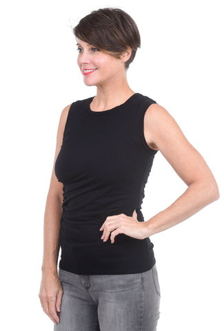 Sarah Liller Irina Top, Black