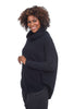 Planet Perfect Waffle Cowl, Midnight Navy One Size Navy