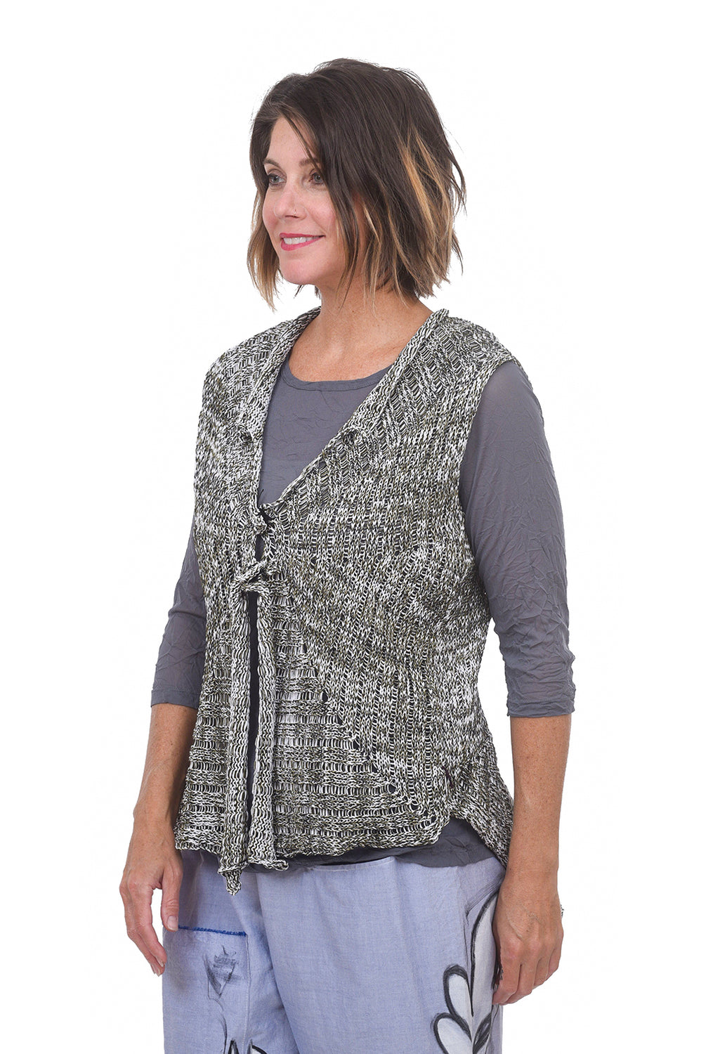 Skif International Octagon Sweater Vest, Magic One Size Magic