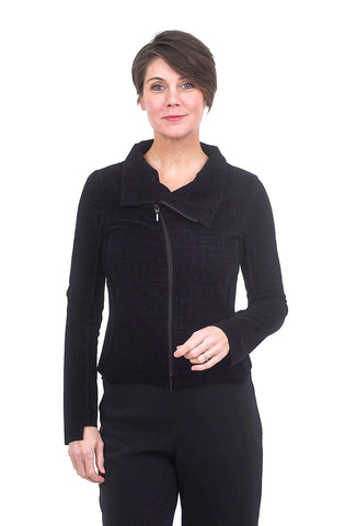 Porto Bonaparte Jacket, Black