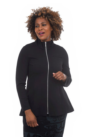 Liv by Habitat Stella Jacket, Ponte Black