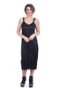 Neesh by D.A.R. Neesh's Long Simple Slip, Black