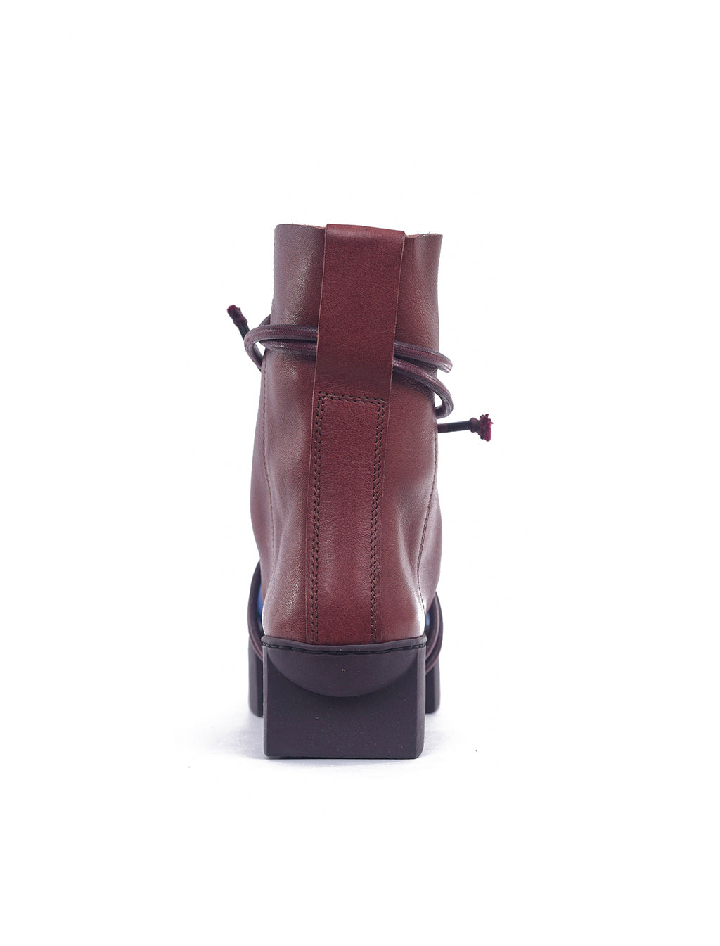 Trippen Shoes Pulley Box Boot, Cotto Rust Waw