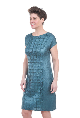 Alquema Reef Dress, Bluegreen One Size Bluegreen