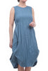 Porto Moxie Dress, Monsoon Blue
