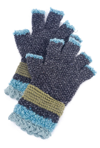 Little Journeys Gloves, Angel Gray