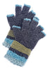 Little Journeys Little Journeys Gloves, Angel Gray One Size Gray