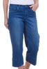 NYDJ Wide-Legged Capri Denim, Ladera Blue