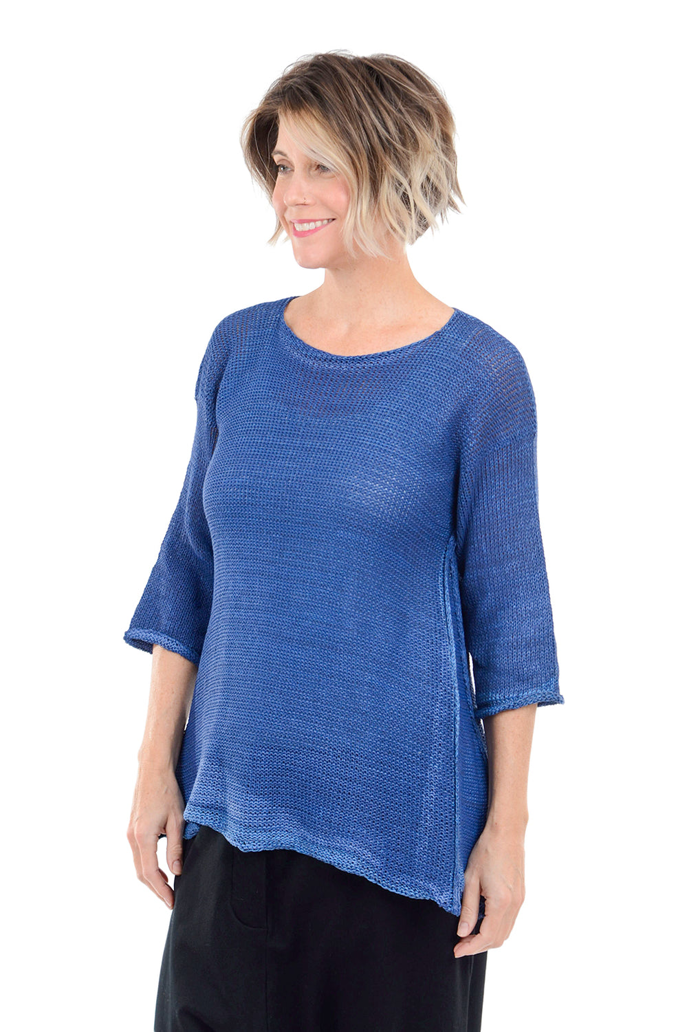 Skif International Painted Picnic Pullover, Cobalt Blue