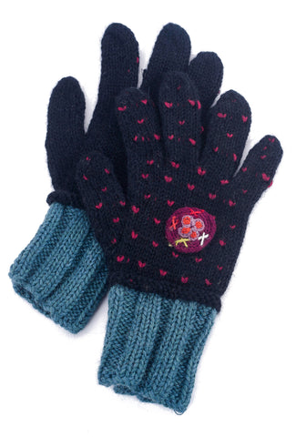 Little Journeys Gloves, Two Black