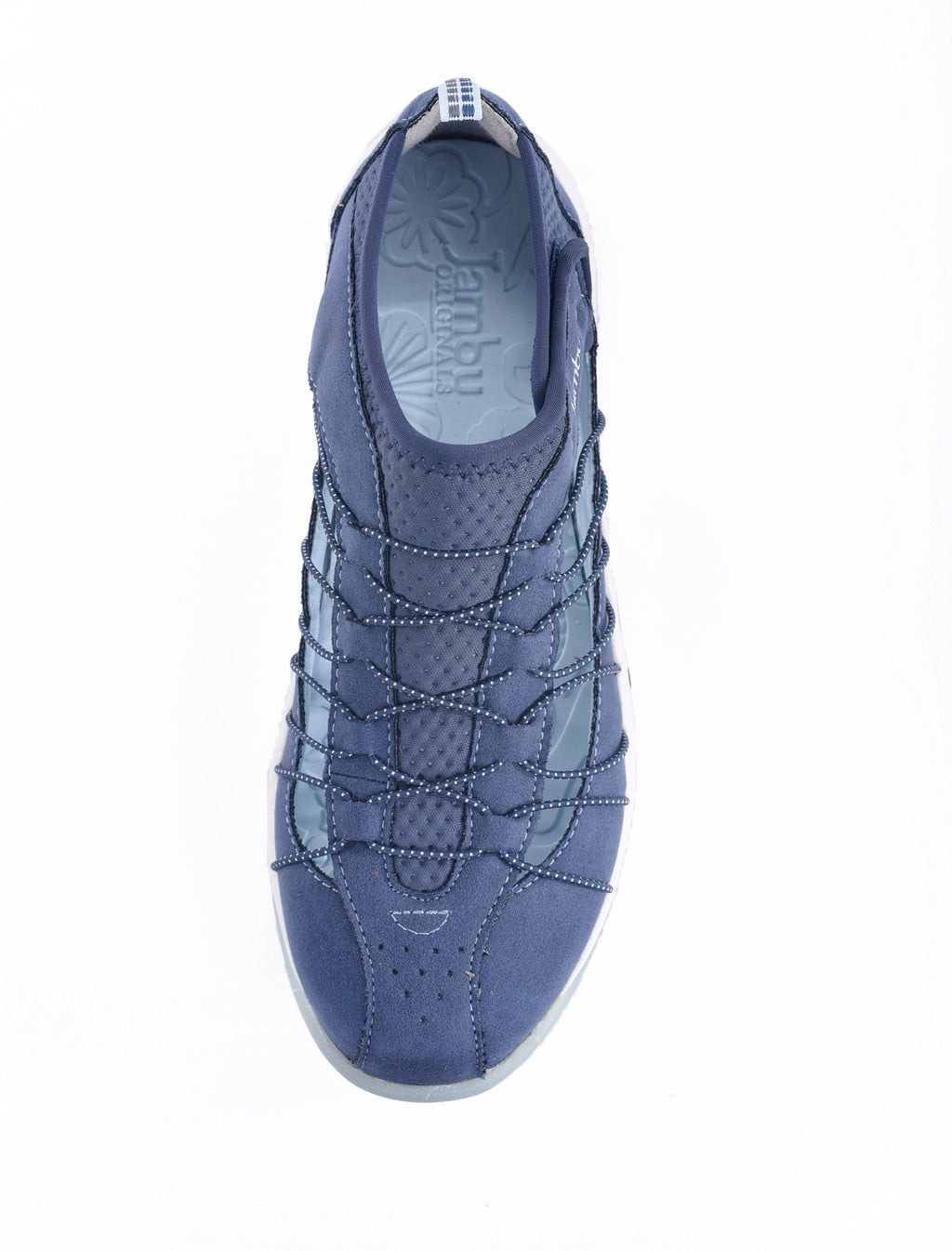 Jambu Free Spirit Encore Sneaker, Denim