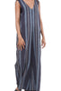 Bryn Walker Linen Jeremy Jumpsuit, Barcelona Stripe