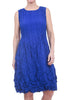 Alquema Smash Pocket Dress, Royal Blue