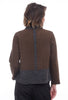 Habitat Clothing Double-Side Felt Jacket, Caramel