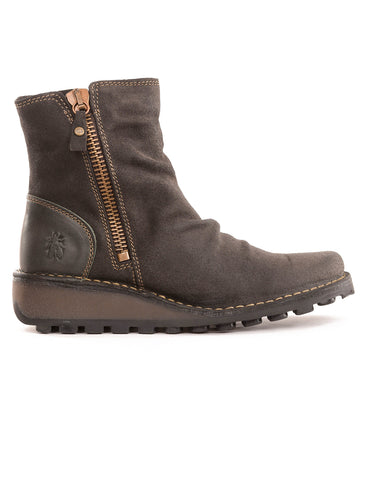 Fly London Suede Mong Boot, Diesel