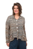 Skif International Cat Four-Pocket Sweater, Lichen One Size Lichen