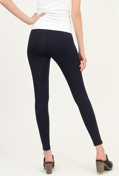 Comfy USA Comfy Basic Long Legging, Navy