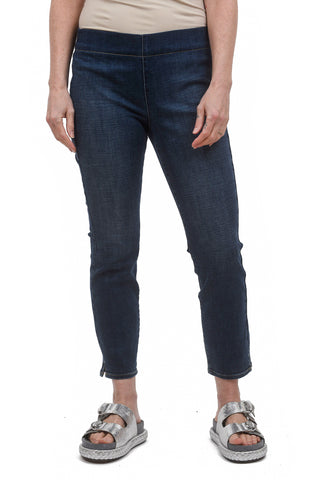 NYDJ Pull-On Skinny Denim, Clean Marcel