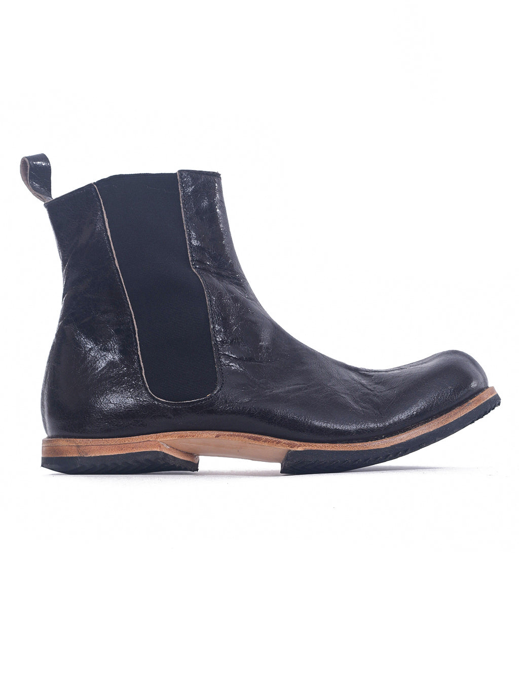 Cydwoq Gasket Boots, Black Distressed