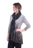 Grisal Cashmere Love Scarf, Charcoal One Size Charcoal