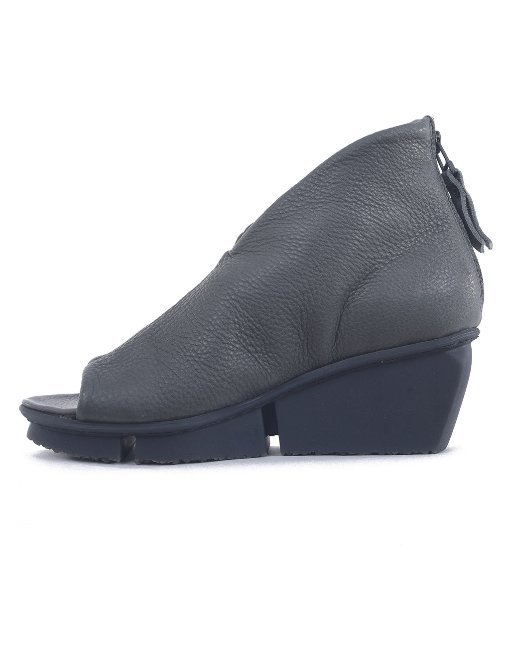 Trippen Shoes Galaxy Splitt, Beton Gray VST